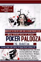 Poker Tournament Opening Festival  - $$$$$