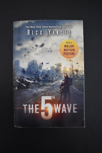 The 5th Wave - Book by Rick Yancey