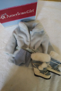 American Girl Snow Flurry outfit