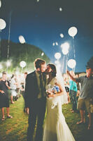 Light up Balloons SUPER SALE FOR WEDDINGS SPECIAL