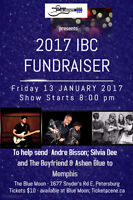 International Blues Competition Fundraiser at The Blue Moon