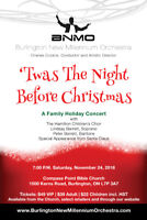 'Twas The Night Before Christmas Family Holiday Concert