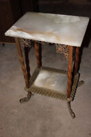 Marble Accent Table/Stand