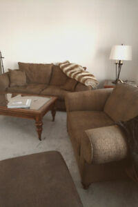 Barrymore Sofa & Lounge Chair Excellent Condition