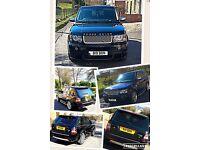 Range Rover sport autobiography 2012 look