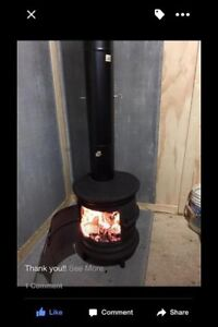 THE SHED STOVE