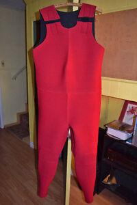 Nice, heavier-gauge wetsuit