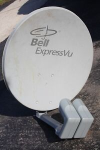 Bell TV Satellite Dishes