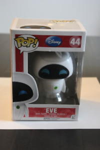 "FUNKO POP 2013 DISNEY EVE #44 RETIRED VINYL 3 3/4"" FIGURE Sealed"