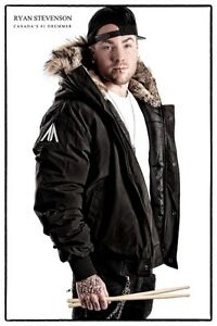 ARCTIC NORTH Saint Sauveur Men - Bomber Winter Jacket