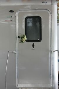 LUXURY PORTABLE RESTROOMS-AIRCONDITIONED Kawartha Lakes Peterborough Area image 6