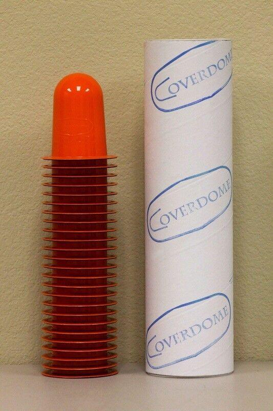 Brand New - Coverdome Fire Sprinkler Magnetic Ring Cover 25/Pk