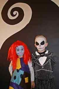 Sally & Jack costumes
