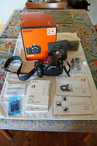 Semi-Pro Photo Kit:Sony A900;70400G SSM Lens;SAL2875 SAM;more