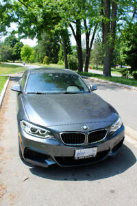 2016 BMW M235 xDrive Coupe | Fully Loaded, Single Owner