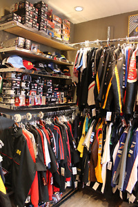 30% OFF ALL in stock NASCAR clothing