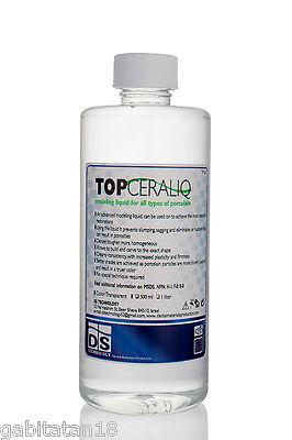 Dental Lab Product Ceramic Modeling Liquid Porcelain Product Top Ceraliq 500 Ml