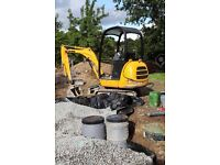 Digger/Dumper Hire With Driver (Groundworks)