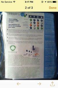 Allergen/ bed bug duvet encasement -NIB- Windsor Region Ontario image 2