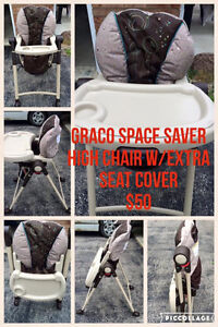 Graco High Chair--Reduced to $40!
