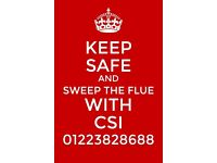 CSI, CAMBRIDGESHIRE SWEEP SPECIALIST, £36 SWEEEP DEAL NOW ON, READ ADD! POWER SWEEPING FROM £40.00