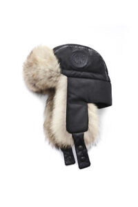 Canada Goose Men's Black Label Aviator Hat - S/M