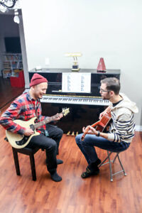 Piano / Guitar Lessons in North York / West Scarborough