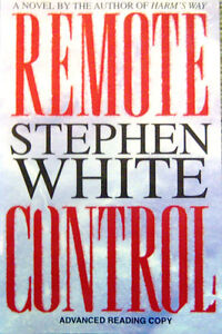 Remote Control by Stephen White (1997) ARC TPB