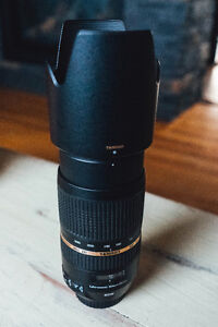 Tamron 70-300mm f4-5.6 VC | Canon EF Mount