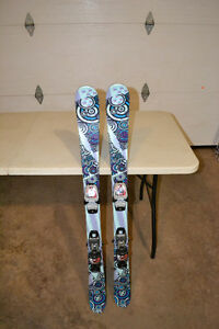 K2 Youth Downhill Skis