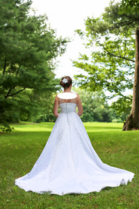 Successful Wedding Dress for Sale Size 8