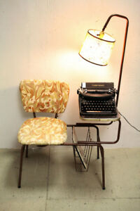 Quirky Telephone Table with Lamp