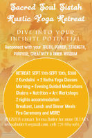 SACRED SOUL SISTAH YOGA RETREAT