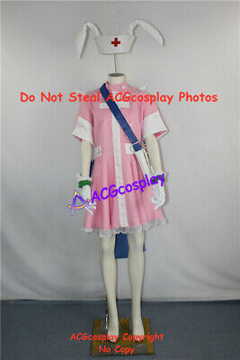 Nurse Witch Komugi Komugi Nakahara Cosplay Costume incl big bag and shoes covers