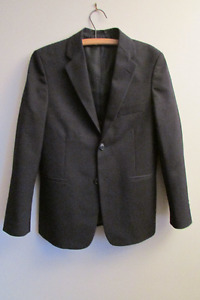 Young Boys Suit  - Size 10 - Dark Blue