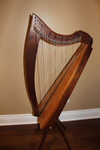 A Celtic Harp you'll love!