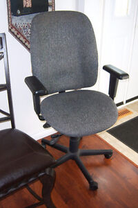 Multi-Function Fabric Task Chair
