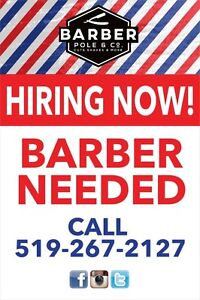 Hiring now full and part time. Call 5192672127