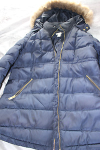 Manteau automne-hiver femme enceinte - maternite