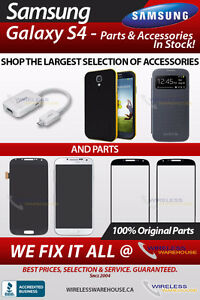 SAMSUNG GALAXY & NOTE SERIES ACCESSORIES, PARTS & REPAIRS