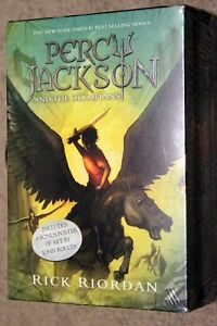 Rick Riordan - Percy Jackson & The Olympians - The Complete Seri