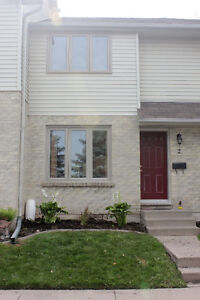 3 + 1 Bedroom Townhouse coming avail Nov 1st, 2016