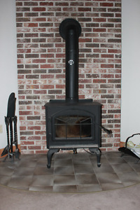Wood stove-great condition