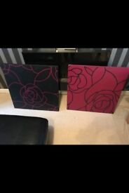 Canvas decorative