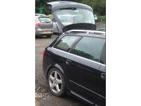 Audi A4 1.9 TDI 130 BHP Avant Quattro 2004 54 plate 106k miles