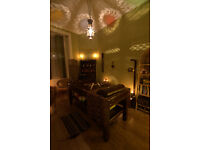 Must try new Moroccan and Turkish massage!