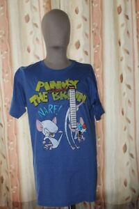 Pinky and the Brain Brand New T-shirt Size Large