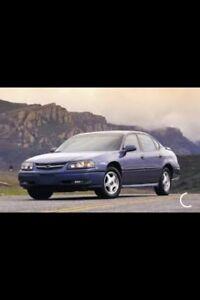 LF Chevy Impala For Enduro