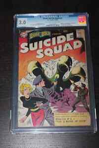 CGC Comics for Sale Marvel DC Vertigo Amazing Spiderman X-Men