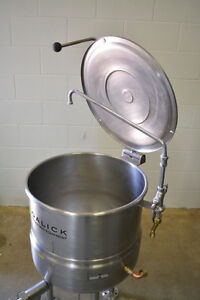 25 Gallon Steam Jacketed Cleveland Kettle Kitchener / Waterloo Kitchener Area image 3